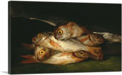 Still Life with Golden Bream 1812