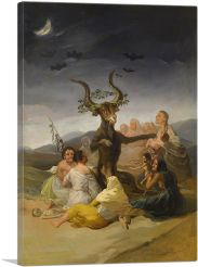 Witches' Sabbath 1798