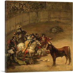 Bullfight 1824