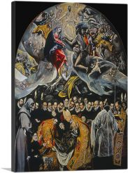 The Burial of the Count of Orgaz 1588