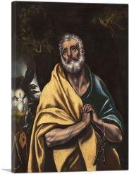 The Tears of Saint Peter 1614