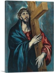 Christ Carrying the Cross 1602