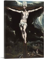 Christ on the Cross 1610