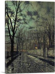 Novemb er 1879-1-Panel-12x8x.75 Thick
