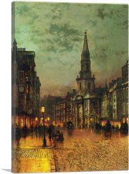 Blackman Street - London 1885-1-Panel-12x8x.75 Thick