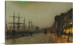 Canny Glasgow 1887-1-Panel-12x8x.75 Thick