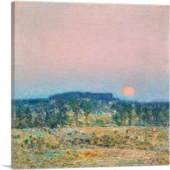 September Moonrise 1900