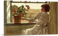 Summer Evening-1886