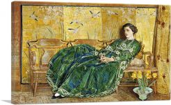 The Green Gown 1920