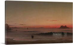 Singing Beach - Manchester, Massachusetts 1863