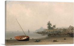 The Stranded Boat