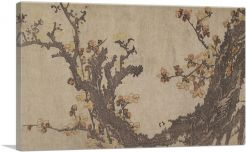 Ancient Plum Tree in Bloom 1800