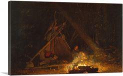 Camp Fire 1880