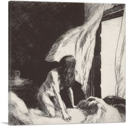 Evening Wind 1921-1-Panel-26x26x.75 Thick