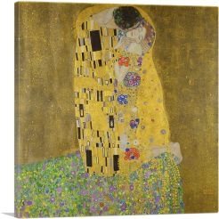 The Kiss - Square 1907