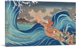 Life of Nichiren - A Vision of Prayer on the Waves