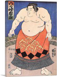 The Sumo Wrestler