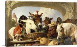 A Group of Animals - Geneva 1851