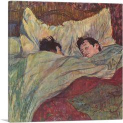 In Bed 1893