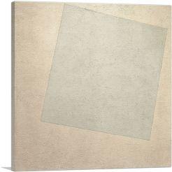 Suprematist Composition - White on White 1918