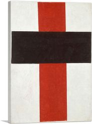 Hieratic Suprematist Cross 1921