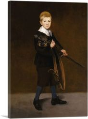 Boy with a Sword 1861