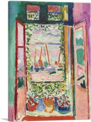 Open Window - Collioure 1905