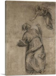 Annunciation to the Virgin 1550