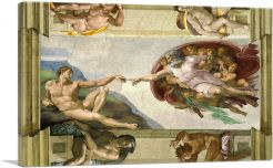 The Creation of Adam 1510