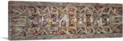 Sistine Chapel Ceiling 1512