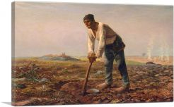Man With a Hoe 1862