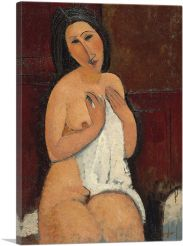 Seated Nude 1917
