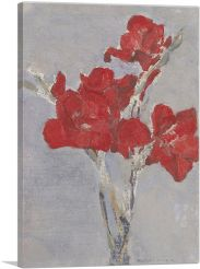 Red Gladioli 1906