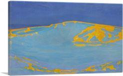 Summer, Dune in Zeeland 1910
