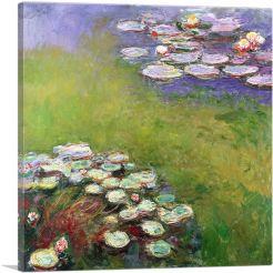 Waterlilies 1914-1917