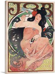 JOB - Cigarette Paper Advertisement 1894