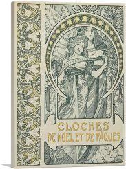 Cloches de Noel et de Paques Paris 1900