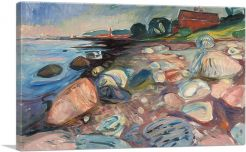 Shore with Red House 1904