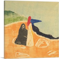 Two Women on the Shore 1898