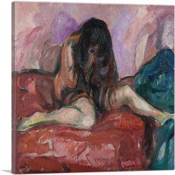 Weeping Nude 1914