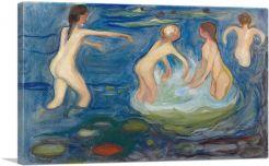 Bathing Girls 1899
