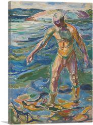 Bathing Man 1918