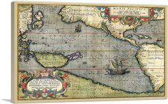 Pacific Ocean 1589