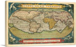 Theater of the World - Theatrum Orbis Terrarum 1570