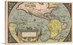 Western Hemisphere 1587