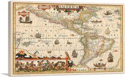America 1609