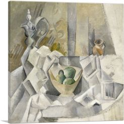 Carafe, Jug and Fruit Bowl 1909
