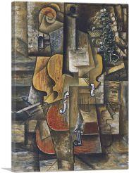 Violin and Grapes 1912