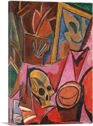 Composition with Skull 1908