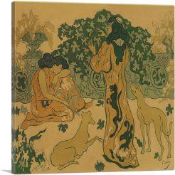 Les Princesses a la Terrasse 1894